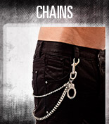 Chains + Key Rings