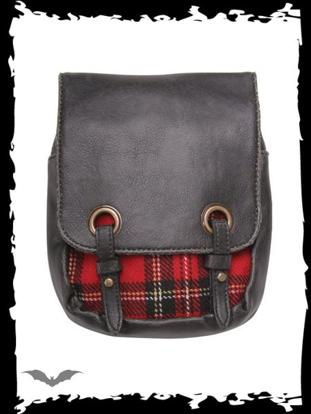 Kilt Bag red - matches SK2-002/05