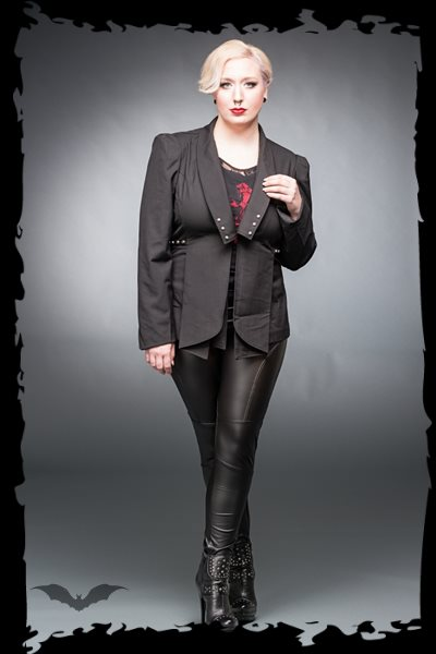 Big Size Gothic-Fashion for Women from XXL to XXXXL -  Retail-Shop by Queen of Darkness Gothic Fashion