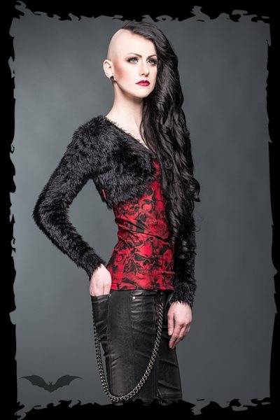 Queen of Darkness Gothic-Fashion B2B Wholesale Mode-Shop | Gothic Mode, Gothic Schmuck & Gothic Accessoires | Gothic Bolero