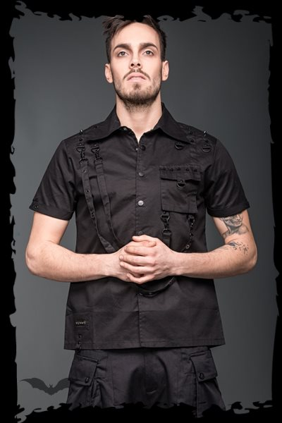 Big Size Fashion and Plus-Sizes for Men from 2XL to 4XL - B2B-Shop by Queen of  Darkness Gothic Fashion