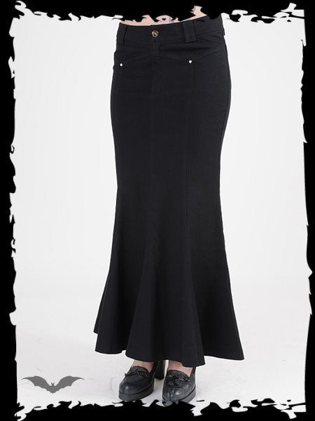Simple long skirt